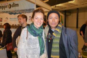 Brenda Folke - Womex Copenaghen 2011