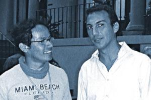 H. Antoni Carvajal & Andrea Salvetti - Festivalbar Benevento 2002