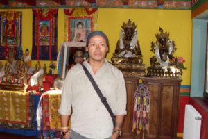 Lama Tashi temple - 2010