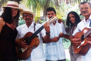 Traditional cuban musicians - La Havana 1998