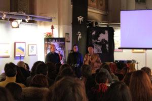 Sangre de America Indigenous Art Conference - Parma 2012