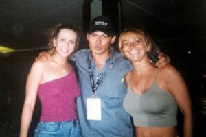 Noelia Lorenzo & Yolandita Monge - 2001