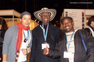 Caribbean musicians - Womex Copenhagen 2010