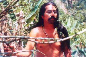 Peruvian  healer